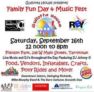Family Fun Day in Tarrytown, NY