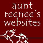 Aunt Reenee's Websites custom website creation